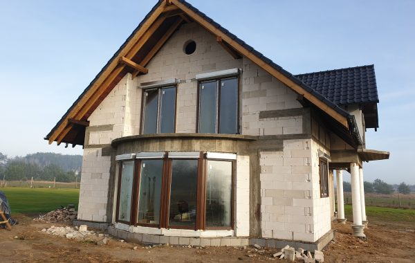 Montaż okien, rolet i bramy w Łęgowo